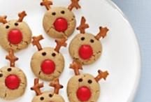 Holidays! / Christmas is coming! / by Johanna Bailey