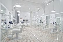 SALON INTERIORS / by Philip Kingsley