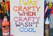 The Crafter in Me / by Rainee Patty