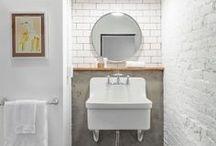Bathrooms / by Ashley Brown