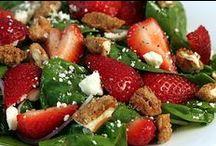 Food: Salad / by Jami Nichols