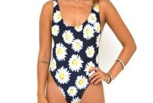 Holiday Swim! / By the pool or at the beach, this swimwear is perfect for summer holidays!  / by Motel Rocks