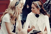 XOXO // GOSSIP GIRL / by Charlotte / Colours and Carousels