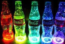 Coca-Cola... / by Donna Griffiths