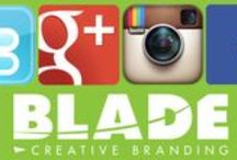 Social Media Blogs / Whether it leads or follows is almost irrelevant today; good marketing must ride a parallel path with our rapidly-changing social dynamic. / by Blade Branding
