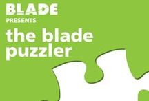 The Blade Puzzler / by Blade Branding