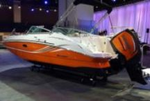 Our Dealers & the Boat Shows! / by Hurricane Boats