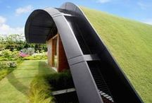 Sustainable Architecture / Great architectural design stressing sustainable materials, low energy use and some just amazing things. / by Corporate Image
