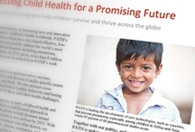 Child health: the basics / Publications that address child health broadly.  / by PATH Global Health