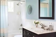 Bathroom ideas / by Heidi N Travis Zunk