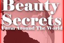 Beauty tips, tricks, and secrets / by Tasha Czarnecki