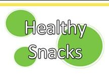 Snacks! / Need we say more? Find great ideas for healthy snacks, break the old routine and try something new. / by www.greatstartCONNECT.org