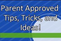 Parenting ideas, tools, tricks, tips and more! / Wondering about how to get that modeling clay out of the rug? Struggling to keep up the bedtime routine? This board has lots of ideas from families who have been there and want to share their strategies. Lucky you! / by www.greatstartCONNECT.org