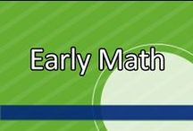 Early Math Skills / Looking for some ways to support your child's budding math genius? You've come to the right place! You'll find activities and more  that will support early math skills. / by www.greatstartCONNECT.org