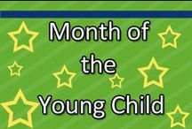Month of the Young Child  / Find resources, quotes and activities that were posted during the Month of the Young Child on www.greatstartCONNECT.org's Facebook page. The weekly themes in 2013 were:  Physical Development; Social-Emotional Development;  Cognitive Development; and  Language and Literacy. Please repin and share these pieces far and wide! / by www.greatstartCONNECT.org