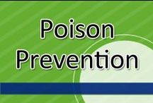 Poison Prevention  / This is a great place to find resources about poisoning prevention, non-toxic substitutes for cleaners and graphics to share to help raise awareness! / by www.greatstartCONNECT.org