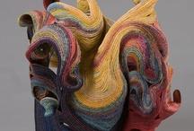Contemporary Basketry & Fiber Vessels / by Pamela Burnham