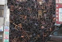 Chairs / by Pamela Burnham