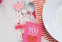 {Holidays} Valentine's Day / by Kimber - The Pinning Mama