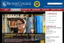 Welcome / by Becker Libraries
