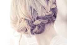 hair//makeup//stuffemlikes / by Shannon Foster