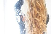 Hair  / by Kendra Erickson