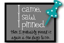 Pintresting Addiction! / by Angela Smith