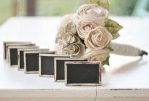Wedding Ideas / A DIY woodland themed wedding for Brad and I. :) / by Laura