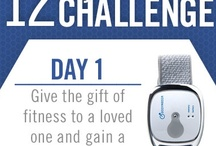 12 days of fitness / by American Council on Exercise