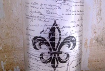 Fleur de lis  / by Angela Smith