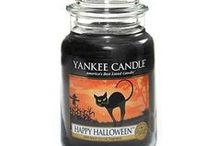 Halloween Fragrances / These fragrances help add a bewitching glow with their scary good hauntingly purr-fect potions.  / by Yankee Candle: Scented Candles | Home & Car Air Fresheners, Fragrances & Decor