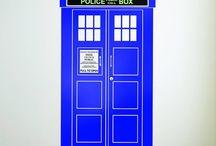 Dr Who / by Elizabeth Knight