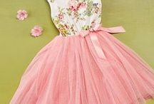 Little girls fashion / Cutest fashion ideas for little girls. / by Wall Art From The Heart