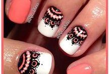Nail polish art :) / by Sarah Olson