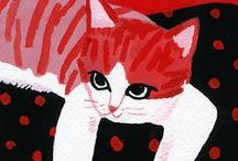 illustration / by Lilian Parks