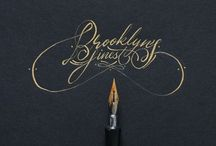 Typography & Lettering / by Didier Kobi