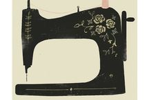 Fabric and Sewing / by T Kristjansen.     T&Linen