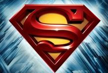 Superman / The Man of Steel / by Shawn Slocum