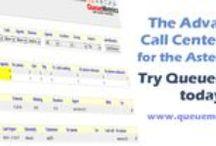 Call Center Software QueueMetrics / The Call Center Universe viewed by QueueMetrics. www.queuemetrics.com / by QueueMetrics