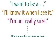 Career Planning / by Sage Office of Career Planning