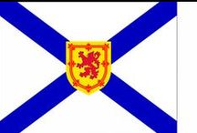 Proud Bluenoser / My Birthplace:Nova Scotia,Canada / by Millie Day