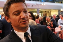Jeremy Renner / by Sharon Newell