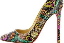 CHAUSSURES LOUBOUTIN Christian / by Jacqueline Simar