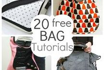 Bags/Purses / Do it yourself ideas for making bags/purses and other items. / by Marisol N.