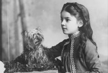 Vintage Dogs / For 53 years i life with a dog now i am a dog myself i think no dog / no Rachel. / by Rachel IJzerkoper
