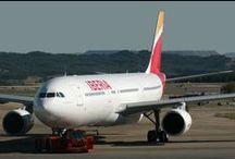 Descubre nuestra flota / Os presentamos las mejores imágenes de nuestra flota. / by Iberia Líneas Aéreas