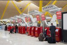 Con la última tecnología / Nuestros mejores y más innovadores servicios y herramientas / by Iberia Líneas Aéreas