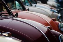 Volkswagen Beetles / The VW Beetle Through Time  | VW Advertisements | ▶️ means linked videos / by ed of course