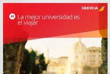 #Travelquotes / Hoy queremos contagiaros nuestra pasión por volar :) / by Iberia Líneas Aéreas