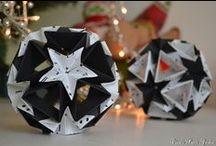 origami / todo papel / by Patricia Herrera